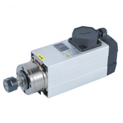 1.5 kW Air Cooled CNC Spindle Motor, 18000/ 24000rpm, ER20