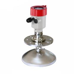 Radar Level Sensor, 0-50m, for Powder, Granules, Lumps