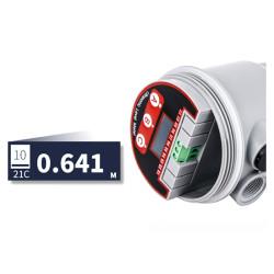 Ultrasonic Level Sensor, 0.3%F.S, 0-40m