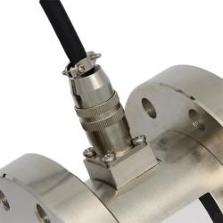 Reaction Torque Sensor, 1 Nm-10000 Nm, 0-10V, 0-20mA, RS485, Flange to Flange