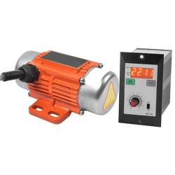 35W 12V/24V/48V DC Brushless Vibration Motor, 4700rpm, Speed Control