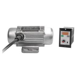 60W Brushless Vibration Motor, 12V/24V/36V/48V DC, Speed Controller