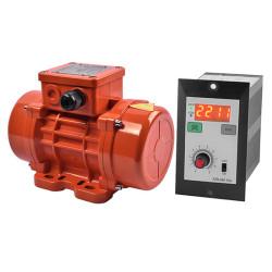 100W Brushless Vibration Motor, 12V/24V DC, Speed Control, 3300rpm/7000rpm