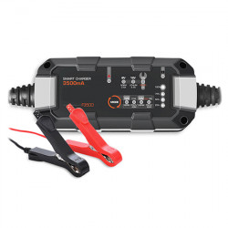 6V/12V Car Battery Charger, 3A/3.5A, 110V/220V Input