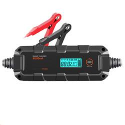 6V/12V Car Battery Charger, 6A, 110V/220V Input