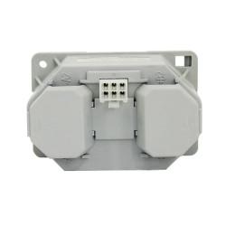 100 Amps High Voltage DC Contactor, 2NO, 12V/24V Coil