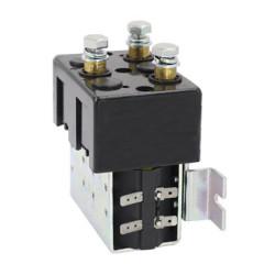 125A DC Reversing Contactor, 12V/24V/36V/48V, Continuous