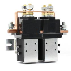200A DC Reversing Contactor, 12V/24V/48V, Continuous