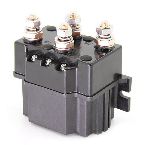 200A DC Reversing Contactor, 12V/24V/48V, Intermittent