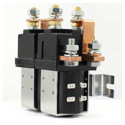 400A DC Motor Reversing Contactor, 12V/24V/48V, Continuous