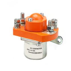 12V/24V/48V DC Contactor, 50A, 1NO