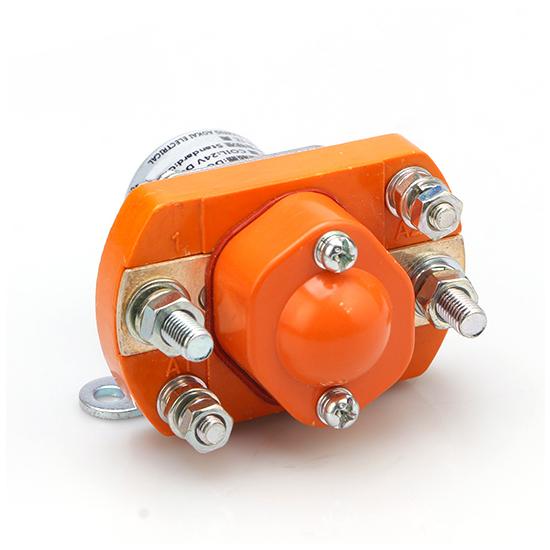 400A DC Contactor, 12V/24V/48V, 1NO