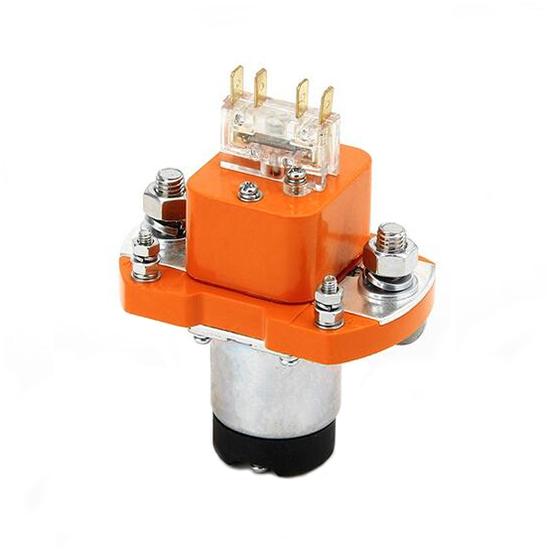 12V/24V/48V DC Contactor, 100A, 1NO